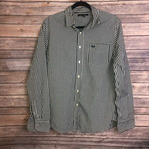 Heritage 1981 Gingham Button Down Shirt Large